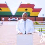 John Dramani Mahama's speech at the 9th wreath laying ceremony of HE Professor JEA Mills
