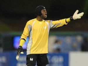 Ghanaian goalie Abdul Manaf Nurudeen named in Belgian league team of the week