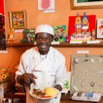 Meet Ghanaian chef Abraham 'Araji' Oppong making waves in Japan
