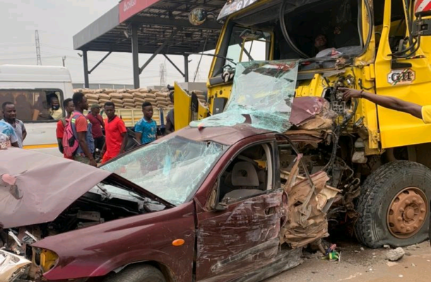 Negligence a majority contributor to accidents on Accra-Tema Motorway - MTTD
