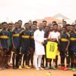 Hearts star Daniel Afriyie Barnieh donates to former club Madina Republicans