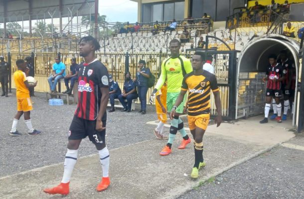 GFA charges AshantiGold, Inter Allies for match manipulation