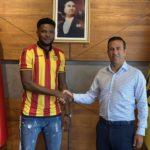 OFFICIAL: Benjamin Tetteh joins Turkish side Yeni Malatyaspor on a permanent deal
