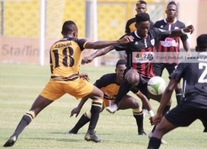 VIDEO: Watch all the 7 goals scored by AshGold against Inter Allies in alleged match fixing game