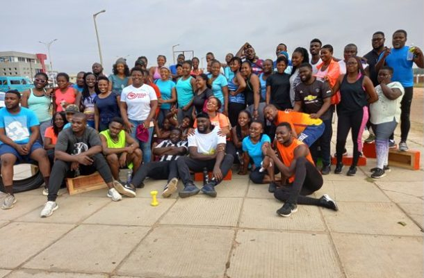 Dietician schools gym goers about healthy eating
