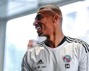 PHOTOS: Alexander Djiku returns to Strasbourg for pre-season training