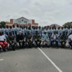 """Ghana Armed Forces complete GFA License """"D"""" Coaching Course"""