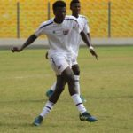 I scored two own goals to 'spoil bet' - Inter Allies defender Hashmin Musah