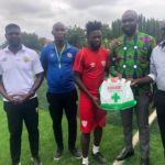 Ernest Chemist CEO gifts Hearts of Oak GHC20,000 after league triumph