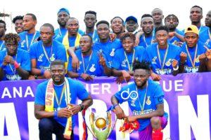 PHOTOS: Hearts crowned Ghana Premier League champions for 2020/2021 season