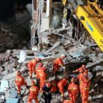 China: Hotel collapse leaves 17 dead, injures five