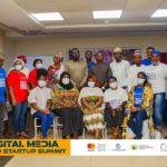 Voice Tek Media, Circlecuewin top  most position in Zongo Startup Summit