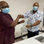 CCAG members receive International Certification