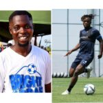 Turkish-based Ghanaian footballer appoints Dickson Boadi as his Publicist