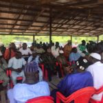 Qur'an recitation held to mark the formal opening of new Onion market
