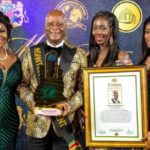 Dr Anyah Grabs Millennium Excellence Award in medicine