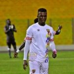 Abednego Tetteh handed a starting role as Hearts fights Young Wise for FA Cup gloro
