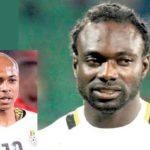 Andre Ayew eulogizes former Black Stars defender John Mensah