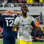 Jonathan Mensah named in MLS team of the week after exploits for Columbus Crew