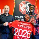 Kamaldeen Sulemana reveals why he chose Rennes over Ajax