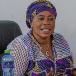 Kate Gyamfua rallies women for SDG 5