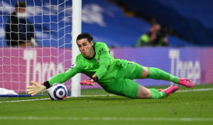 Chelsea ready to part ways with inconsistent goalkeeper