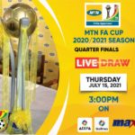 MTN FA Cup: Neutral ground to host both semi finals