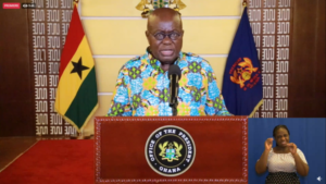Covid-19 pandemic: Reintroduce shift system - Akufo-Addo tells businesses