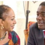 Samia Nkrumah joins COSUA as life patron