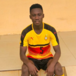 Ghanaian youngster Eugene Adjei Frimpong joins Spanish side Real Valladolid