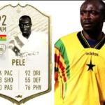 Ghana legend Abedi Pele to appear in FIFA 22