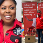 VIDEO: Ghanaians are hypocrites - Afia Schwar reacts to Oswald's our day