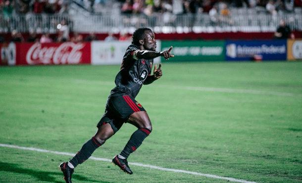 VIDEO: Solomon Asante scores once and provides three assist as Phoenix Rising beat LA Galaxy II