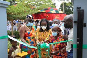 E/R: Akim Bieni gets library, ICT center