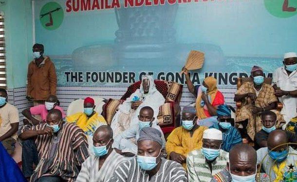 Damongo: Yagbonwura successfully marks new yam festival
