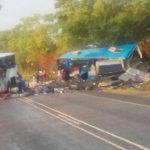 20 die in Zimbabwe road crash