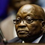 South Africa's former president Zuma turns himself in for 15-month prison term
