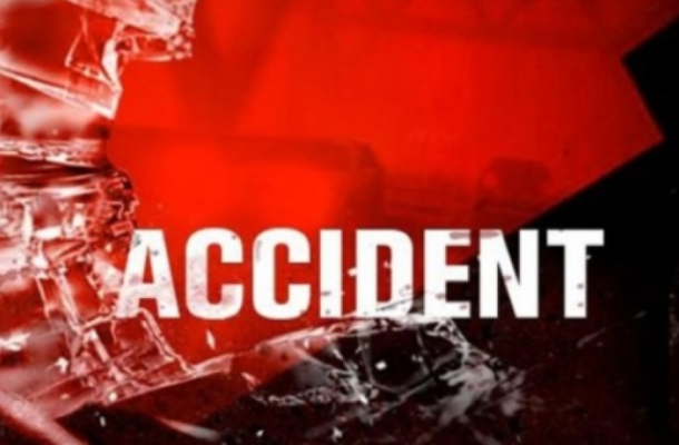 Journalists involved in accident on Obuasi-Anwiankwanta road