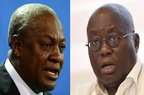 You're hiding behind COVID-19 to 'spend recklessly' – JM to Akufo-Addo