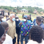 Reclaim mining sites for farming — Council of State chairman
