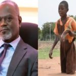 Dr Kofi Amoah donates GHC25k to 9-year-old girl who crawls over 1km to school
