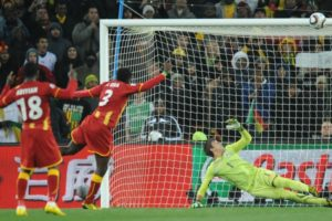 VIDEO: 11 years ago this day Asamoah Gyan missed that decisive penalty against Uruguay
