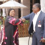 Don't beat war drums - Liberian Vice-President cautions