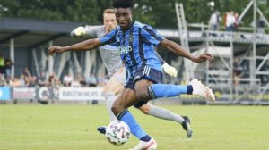VIDEO: Kudus Mohammed scores for Ajax in pre-season win over FC Paderborn