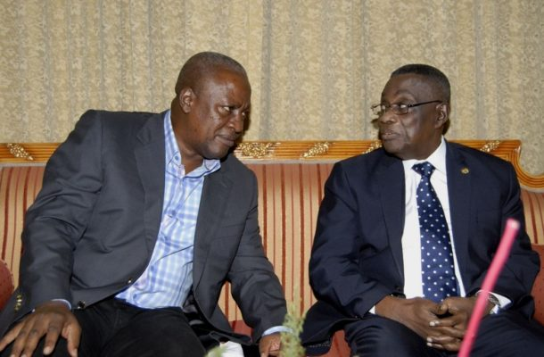 Atta Mills' legacy in Ghana's economic history is unmatched – Mahama