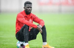 VIDEO: Nana Opoku Ampomah steps up pre-season training with Royal Antwerp
