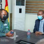 Burkinabe Energy Minister Holds Talks With Opoku Prempeh Over Gas Supply