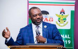 Napo charges NPP delegates