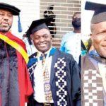NPP bigwigs grab Master's degrees from UPSA