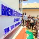 Kojo Oppong Nkrumah provides state-of-the-art medical theatre for Ofoase Ayirebi
